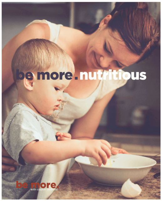 be more.nutritious